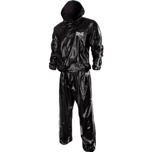 Everlast Vinyl PVC Hooded Sauna Suit