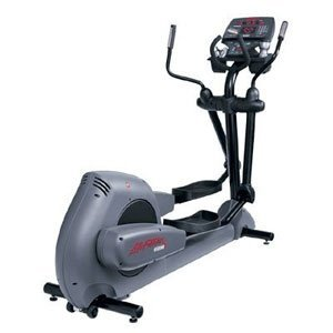 Life Fitness 9500 Elliptical Next Generation Rear Drive