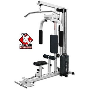 Deltech Fitness Ultimate Lat Machine