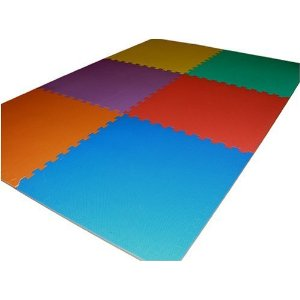 We Sell Mats 24 Sq. Ft. 1/2