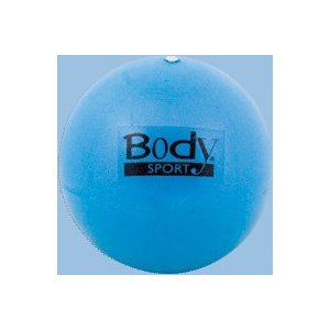 Bodysport Mini Fusion Exercise Ball 7.5-10 Inch Mini Fitness Ball (Inflates Easily with Included Straw)