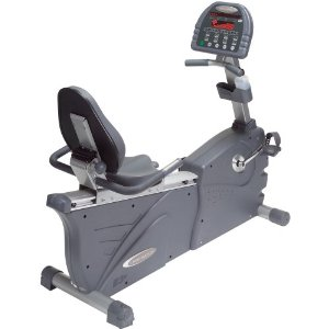 Endurance B3R Self Generating Recumbent Exercise Bike