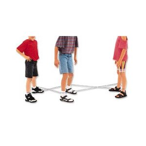 Chinese Jump Rope - 8' (EA)