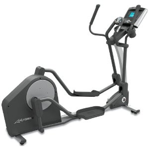 Life Fitness X3 Cross-Trainer Elliptical with Basic Workout Console