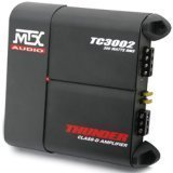 MTX Thunder TC3002 - Amplifier - 2-channel