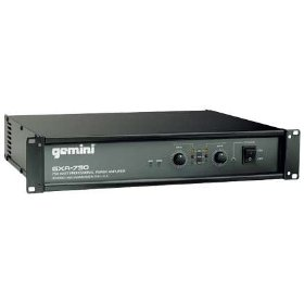 GXA-750 Power Amplifier