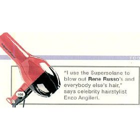 Super Solano Hair Dryer 1800 Watts, 232