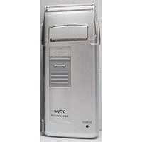 Sanyo SV-M305U Rechargeable Pocket Shaver with Dual Voltage 110/220V (MADE IN JAPAN)