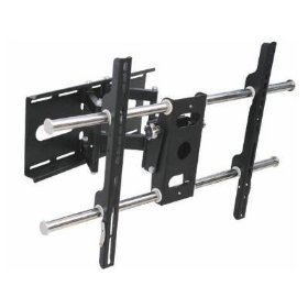 Universal Premium Heavy Duty TV Tilt and Swivel, Articulating, Extending Arm for 37-60 inch LCD/Plasma Wall Mount (All Accessories Included, for all Brands) Model# AM-P17