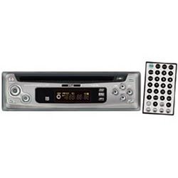 Pyle - In-Dash/Under Dash Mobile DVD/CD/MP3 Player - PLD139