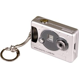 Philips Keychain Digital Camera