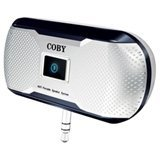 Coby CS-MP23 MP3 Portable Mini Stereo Speaker System