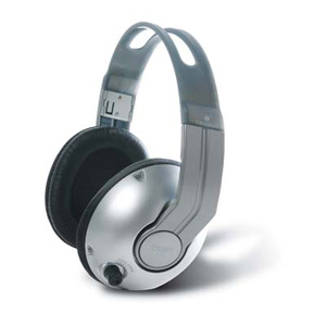 Coby cv320 headphone stereo dual volume control