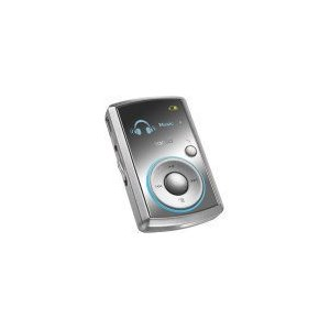 SanDisk Sansa Clip 4 GB MP3 Player (Silver)