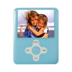 Isonic 2 GB MP3-4 and Video Player with 1.8-Inch LCD