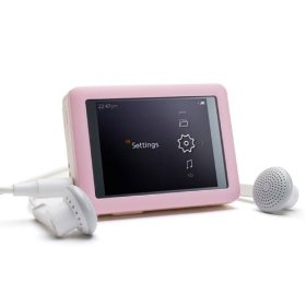 Iriver Lplayer 4 GB Video MP3 Player (Pink)