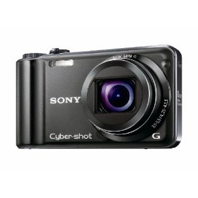 Sony DSC-HX5V 10.2MP CMOS Digital Camera with 10x Wide Angle Zoom with Optical Steady Shot Image Stabilization and 3.0 inch LCD