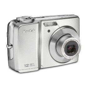 Kodak Easyshare C182 12MP Digital Camera with 3x Optical Zoom and 3-inch LCD (Silver)