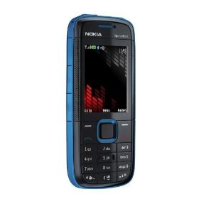 Nokia 5130 Xpressmusic Unlocked 2mp,1gb Memory Card Mobile Phone--international Version with No Warranty (Blue)