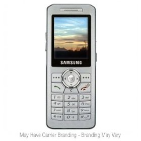 Samsung T509 GSM Unlocked Cell Phone with  Bluetooth and Camera (Silver)