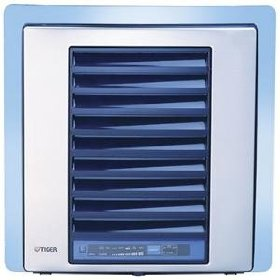 Tiger akha25u air purifier built in ionizer