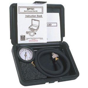 Waekon BPT01 Back Pressure Exhaust Tester Kit