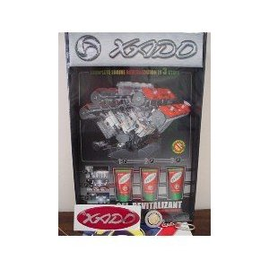 XADO Gel Revitalizant for Gasoline Engine Gift Set