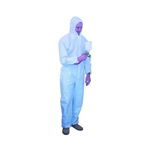 Hooded Paint Suit - X-Large