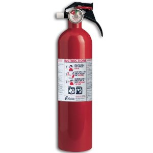 Kidde FC10 Fire Extinguisher, 10-B:C