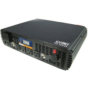 Sunforce 11260 2500-Watt Pure Sine Wave Inverter