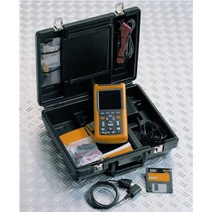 Fluke (FLU123/003S) Scope Meter with Software