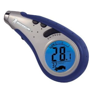 Michelin Brand12279 Digital Programmable Tire Gauge