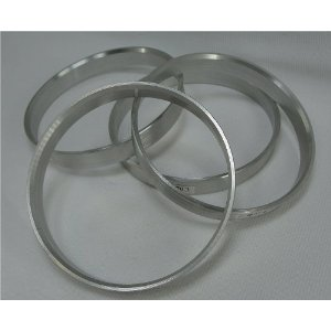Hub Centric Rings 73.00 - 70.30 Aluminum Hubcentric