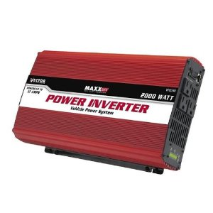 Vector� Maxx SST� 2000 - watt Power Inverter