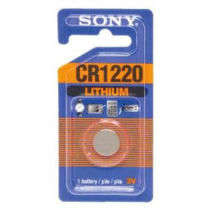 Sony Lithium Coin Battery CR1220
