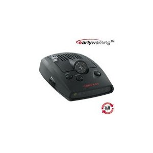 EARLY WARNINGTM RADAR/LASER DETECTOR EW-5500