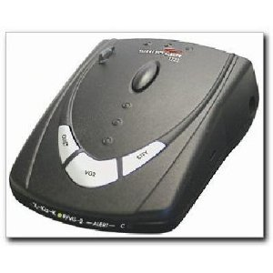 Whistler DE1732C LED Display Radar Detector