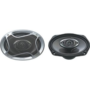 Pioneer TS-A6982R 4-Way 6-Inch X 9-Inch 440-Watt Speaker