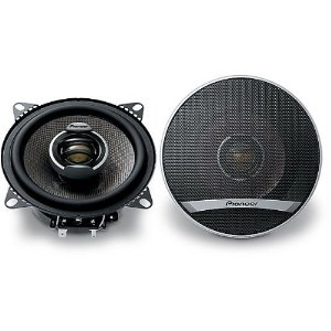 Pioneer TS-D1002R 4 In. 2-Way Speaker with 110 Watts Max. Power