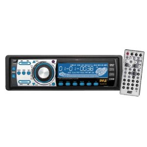 Pyle PLD194 DVD/CD/MP3 Player with Detachable Face