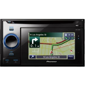 Pioneer AVIC-U310BT 4.3-Inch In-Dash Navigation Receiver with CD Player and Bluetooth