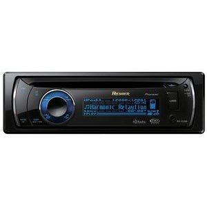 Pioneer Premier DEH-P510UB iPod AM/FM/MP3/WMA/AAC Receiver