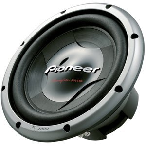 Pioneer TSW308D4 12-Inch D4 Regular Core Subwoofer