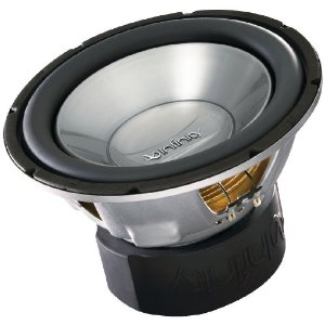 Infinity Reference 1060w 10-Inch 1100-watt High-Performance Subwoofer (Single Voice Coil)