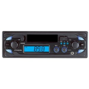 Pyramid 2606D AM/FM Cassette Player with Fully Detachable Face