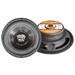 Pyramid PW1086X 10-Inch High Power Subwoofer Watt Subwoofer