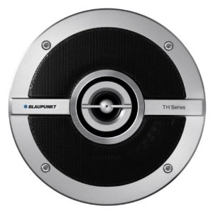 Blaupunkt THx-652 6-1/2-Inch 2-Way Thin Mount Coaxial Speakers