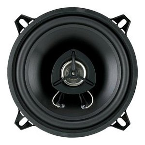 BOSS SE552 2-Way 5-1/4-Inch Black Poly Injection Cone Speaker