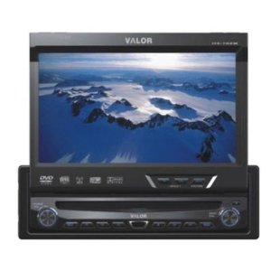 2008, Brand New Valor Dvd Its-702w In-dash Single Din (2