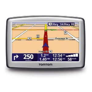 TomTom XL 330-S 4.3-Inch Widescreen Portable GPS Navigator  (Box Packaging)